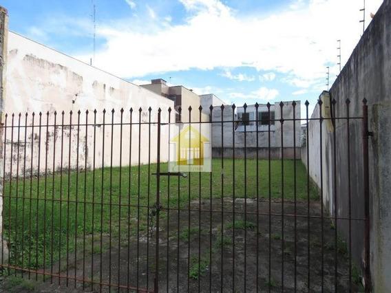 Terreno A Venda No Bairro Centro Em São José Dos Pinhais - - 446-1
