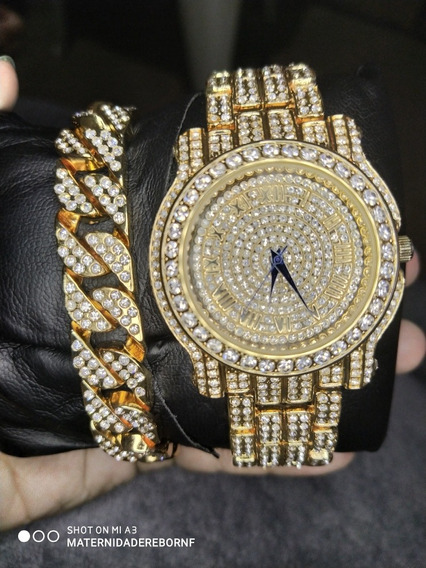 Relógio Importante Charles Raymond