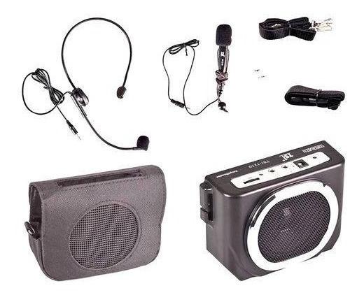 Auxiliar De Voz Super Voz 2 Kit Professor Amp De Voz 10w