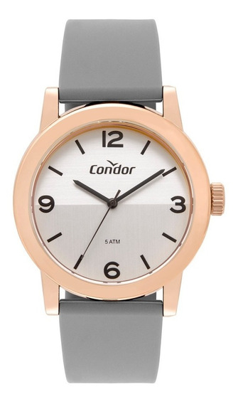 Relógio Condor Bracelete Feminino Rose Co2035mqu/8k