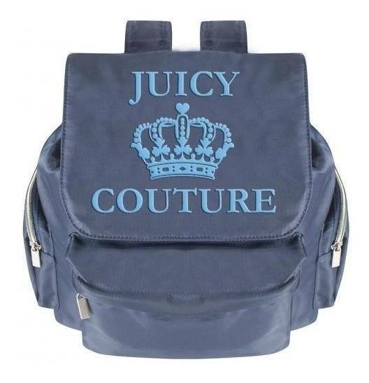Linda Bolsa Mochila Feminina Importada Juicy Couture