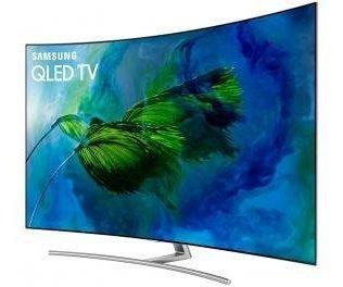 Smart Tv 4k Qled 65 Samsung Qn65q8camgxzd - Curva Wi-fi 4 H