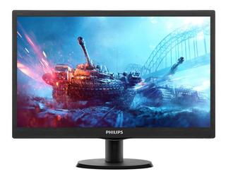 Monitor Philips 243v5lhsb Led 24 23.6 Full Hd 1ms Dvi Hdmi