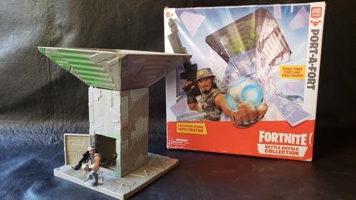 Port A Fort + Infiltrator Fortnite Battle Royale Collection