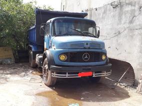 Mercedes-benz Mb 1519 Caçamba Basculante Ano 1975
