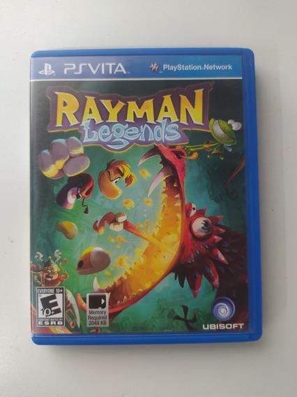 Rayman Legends - Ps Vita Original