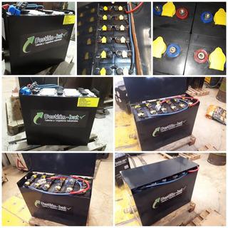 Batería Para Autoelevador, Clark,zorra Eléctrica, Apiladoras