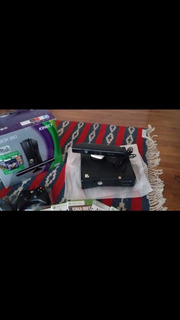 Xbox 360° 250gb + Kinect + 2 Joystick + 16 Juegos Fisicos