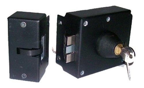 Cerradura Electrica Puertas Portones Muy Resistente Luber Ld