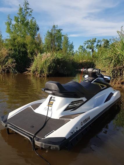 Moto De Agua Yamaha Vx Cruiser 11hs Nueva, No Sea Doo Gti