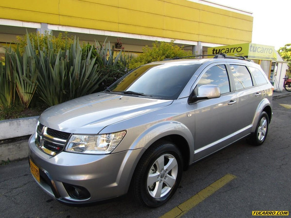Dodge Journey Se 2.4 Automático 5 Pts 4x2