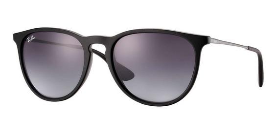 Óculos De Sol Ray Ban Erika 4171 Original Garantia Feminino