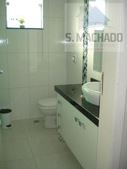 Sobrado Para Venda Em Santo André, Parque Oratório, 3 Dormitórios, 3 Suítes - Ve0789_2-372099