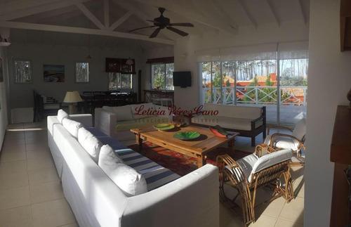 Alquiler Casa Laguna Blanca, Manantiales 5 Dormitorios- Ref: 18056
