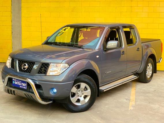 Nissan Frontier Cabine Dupla Turbo Diesel Metro Vila Prudent