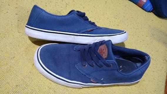 Zapatillas Element Azules