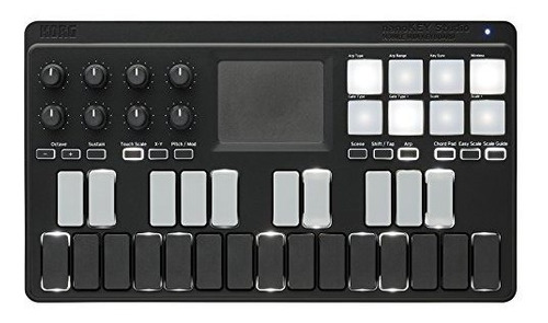 Imagen 1 de 5 de Controlador De Teclado Midi Usb - Bluetooth