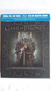 Game Of Thrones - Blu-ray - Temporada 1 Completa