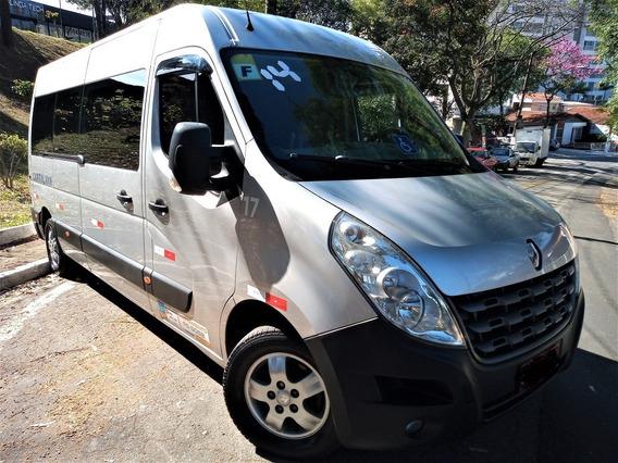 Renault Master 2014 Minibus Executive Top De Linha