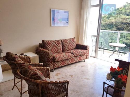 Imagem 1 de 26 de Apartamento À Venda - Praia Das Pitangueiras - Guarujá. - Ap4405