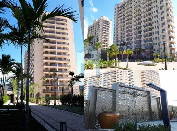 Apartamento 2 Quartos 1suíte Varanda 1 Vaga Piscina Barra Da Tijuca