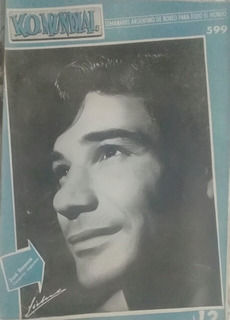 Revista Ko Mundial N°599. Jose Smecca Campeon Argentino