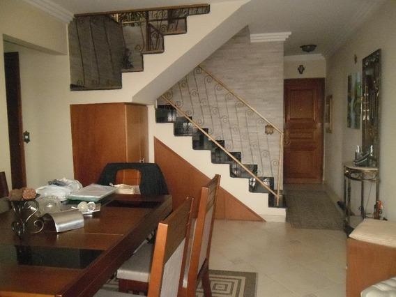 Cobertura Residencial À Venda, Saúde, São Paulo. - Co0037