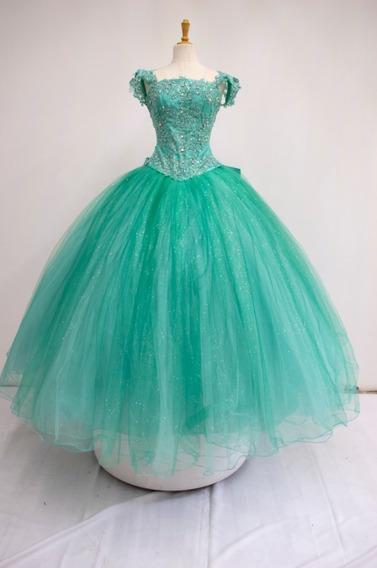 Vestido De Xv Años Normy Couture Fb501