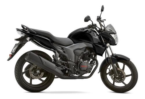 Imagen 1 de 2 de Moto Honda Cb 150 Invicta 0km - Negra