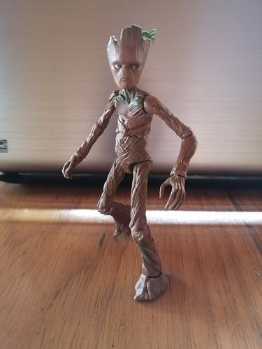 Figura Young Groot Infinite War Exclusivo / Marvel Legends