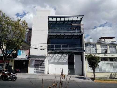 Edificio En Renta, Naucalpan De Juárez, Estado De México