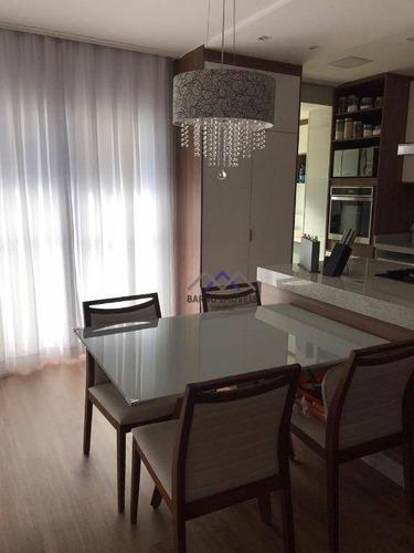 Imagem 1 de 28 de Apartamento À Venda, 74 M² Por R$ 420.000,00 - Medeiros - Jundiaí/sp - Ap1607