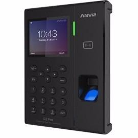 Control Horario Wifi Inalambrico Biometrico Anviz C2 Pro