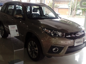 Chery Tiggo 3 Luxury Manual