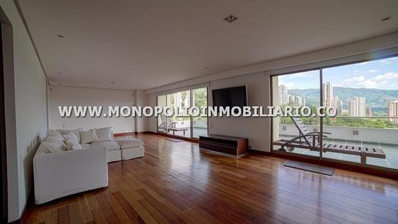 Insupertable Pent House Renta El Poblado Cod16982