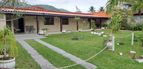 Casa Com 4 Dorms, Condomínio Lagoinha, Ubatuba - R$ 1.5 Mi, Cod: 1101 - V1101