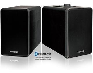 Parlantes Bluetooth - Microlab H21bt - 36w