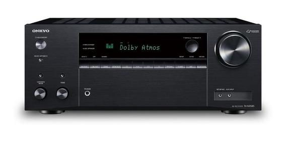 Receiver Av 7.2 Canais Tx-nr585 Onkyo Sonos/bluetooth/wifi/z