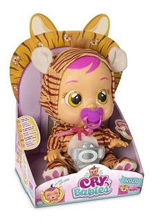 Cry Babies Nala Baby Doll Entrega Inmediata