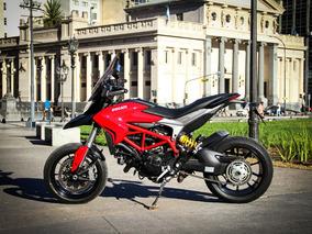 Ducati Hypermotard 821 - La Mejor - Financiada