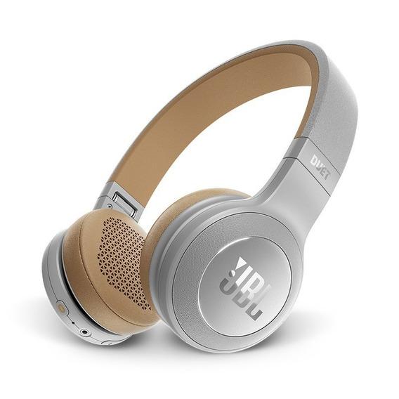 Fone De Ouvido Wireless Jbl Duet Bluetooth Cinza