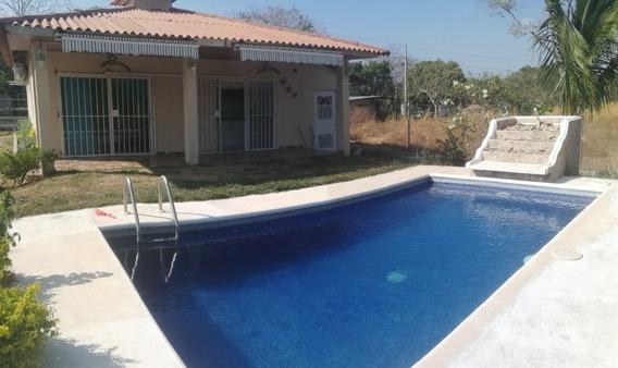 Vendo En 120,000 Casa De Playa Lajas De Coronado