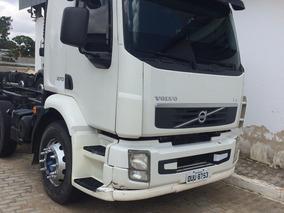 Volvo Vm270 8x2r Leito , Branco 2013/13 -selecionado