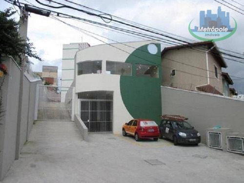 Apartamento Residencial À Venda, Chácara Do Vovô, Guarulhos. - Ap0739