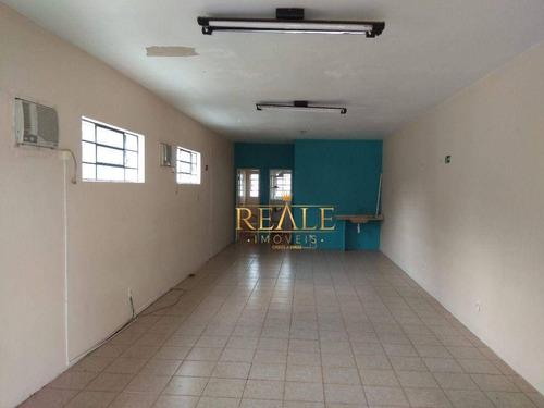 Imagem 1 de 9 de Sala Para Alugar, 49 M² - Vila Planalto - Vinhedo/sp - Sa0037