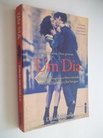 * Um Dia - David Nicholls - Livro