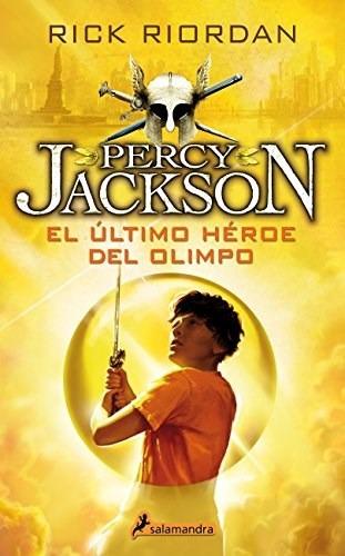 Imagen 1 de 2 de Percy Jackson 5 - El Último Héroe Del Olimpo - Rick Riordan