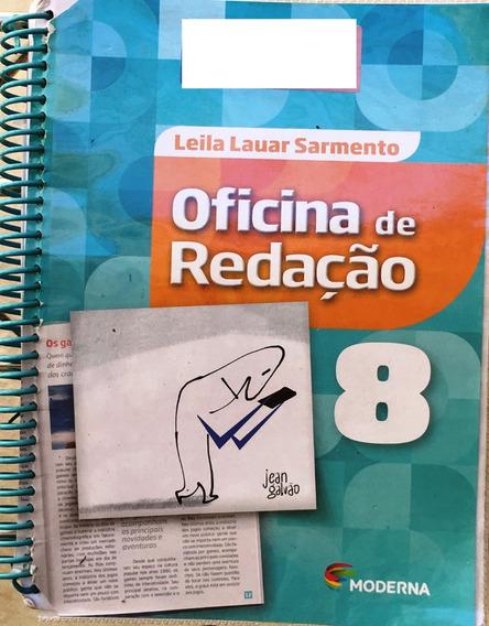 Oficina De Redação - 8º Ano 5ª Edição 2016 (envio Barato)
