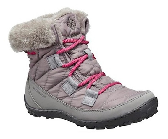 Bota Columbia Youth Minx Shorty Omni-heat - Infatil