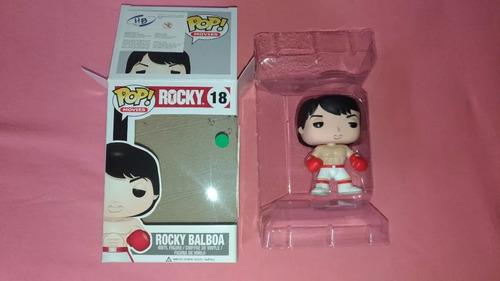 Boneco Funko Pop Rocky Balboa Brinquedos E Hobbies No Mercado